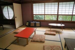 斎館 2階和室
