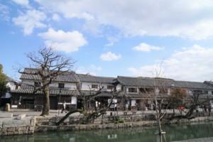 冬の倉敷ほっとスイーツ 美観地区