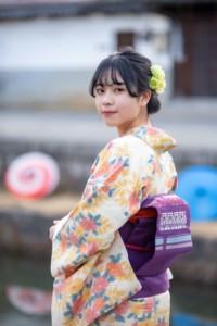 倉敷春宵あかり2021 おおたけ愛花さん