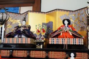 児島 雛めぐり 旧野崎家別邸迨暇堂