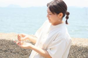 「花と刺繍CoRte(コルテ)」作家・守屋友加里さん